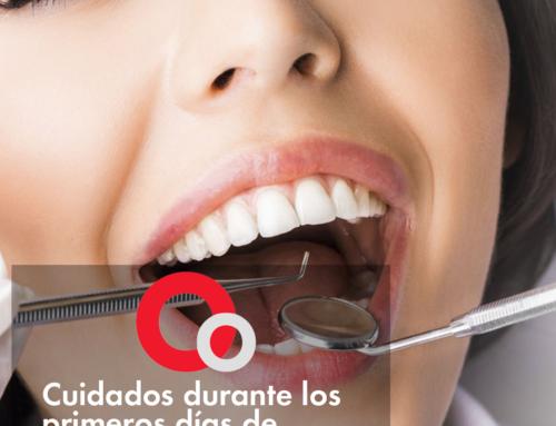Cuidados durante los primeros días de ortodoncia.
