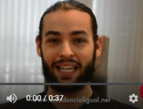 Testimonio Ortodoncia Lingual | Ángel.
